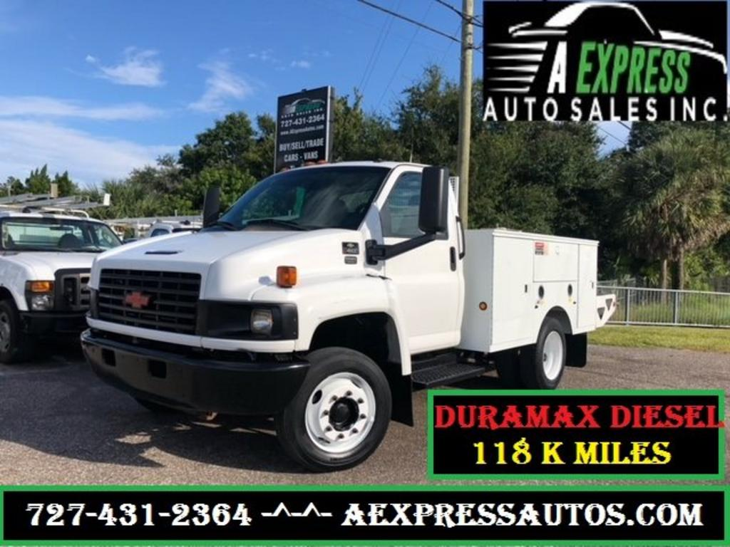 2004 chevrolet c4500 05335 a express auto sales inc trucks Astro Ford no image available
